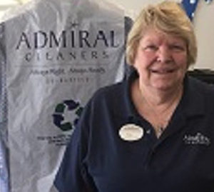 Admiral Drycleaning Team member