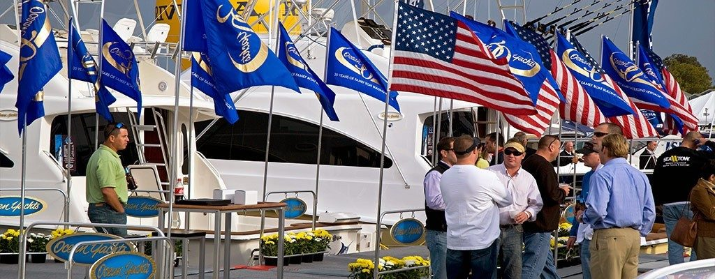 The Annapolis Power Boat Show