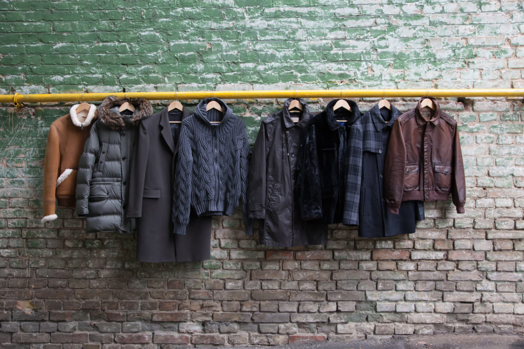 Call for Coats