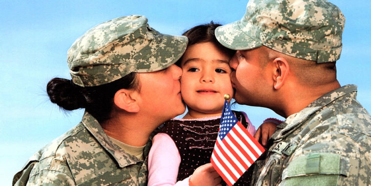 Donations for Military Families