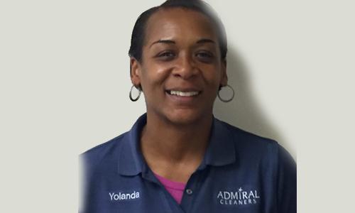 Yolanda Murray – always smiling