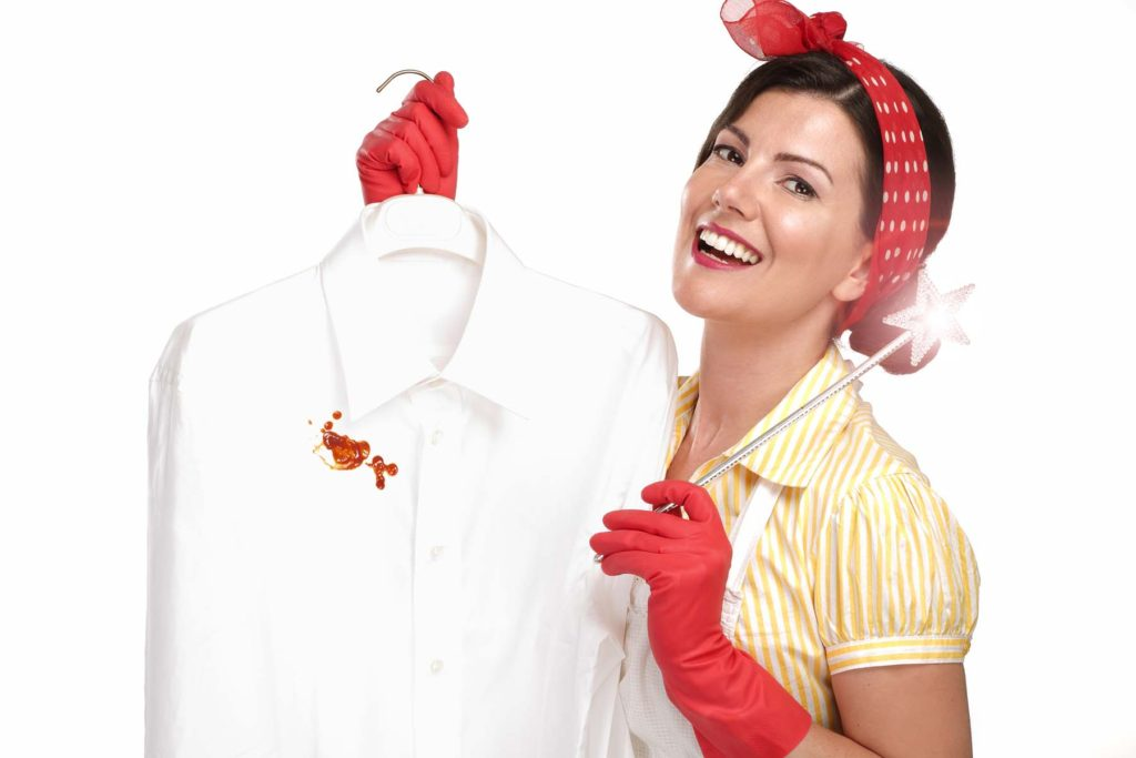 Stain Removal: How to Fight the Invisible Stains in Your Wardrobe