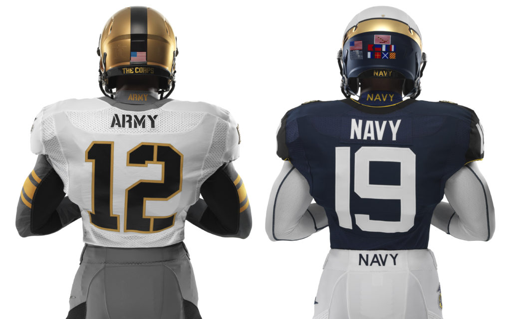 Navy Vs. Army: One of the First Ever Football Rivalries